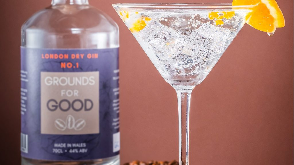 Grounds for Good London Dry Gin No.1
