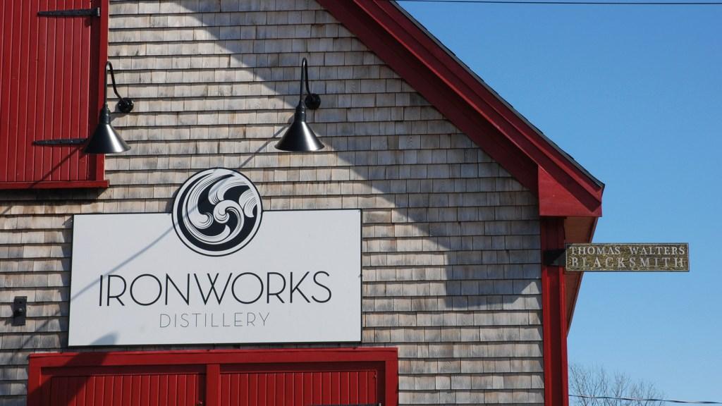 Ironworks Distillery Nova Scotia