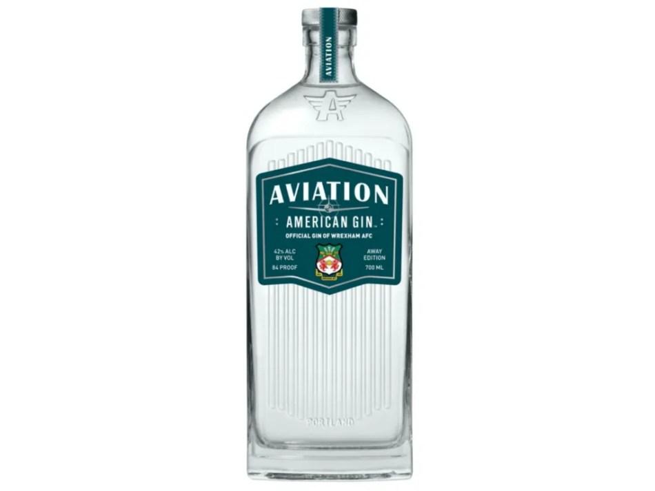 Aviation American Gin Wrexham AFC Away Edition