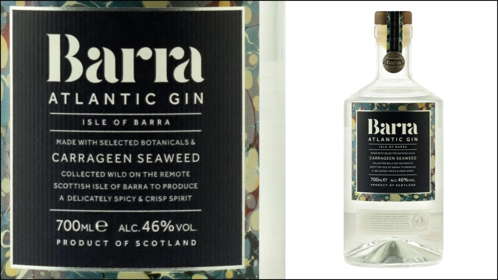 Isle of Barra Atlantic Gin