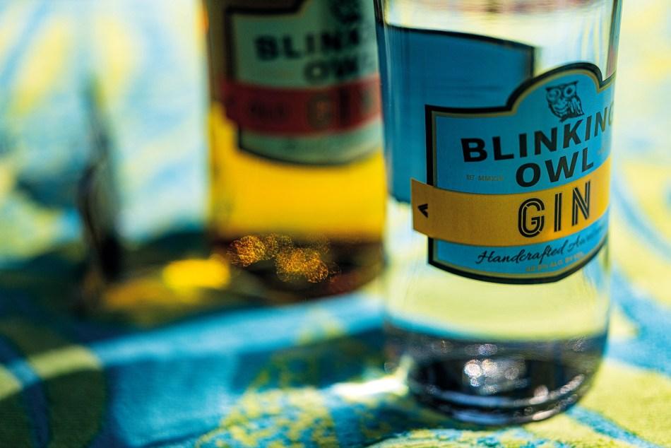 Blinking Owl gins