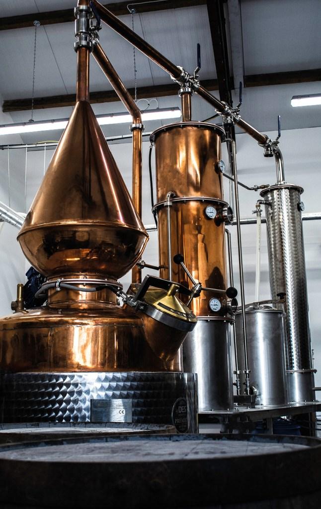 Still room at North Point Distillery
