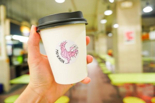 本格コーヒー シンガポール