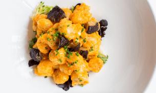 Nobu Brunch Dubai - Popcorn Shrimp