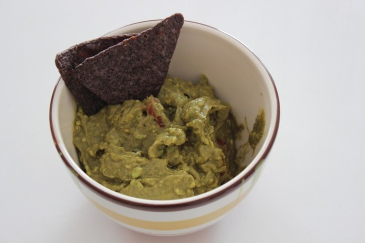 Summer Guacamole Recipe