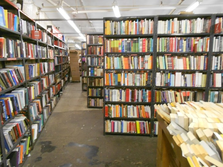Strands Book Store New York City