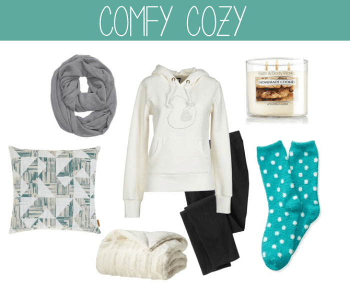 Comfy Cozy Outfit for Winter