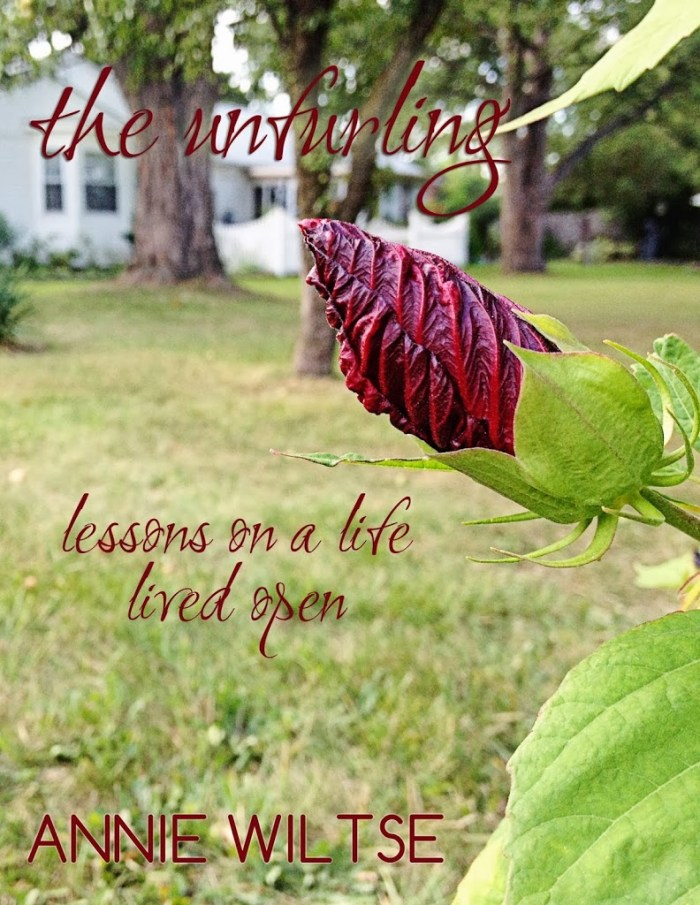 The Unfurling