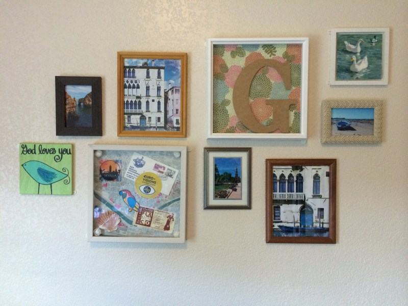 Travel Wall Gallery