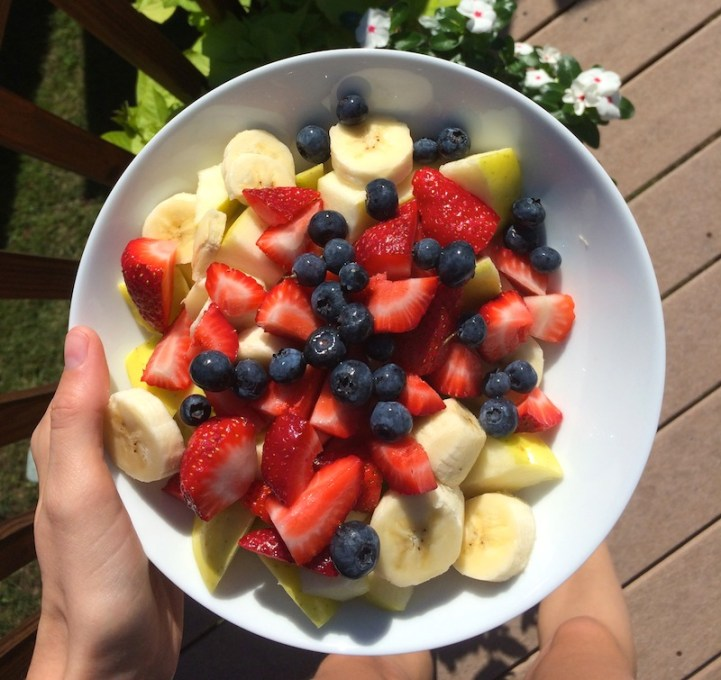 Bowl of Fruit | Food Philosophy