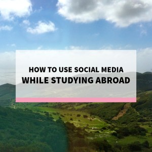 Social Media Best Practices for Study Abroad