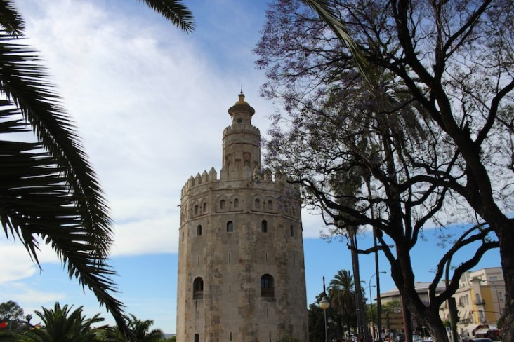 Torre de Oro Seville Travel Guide