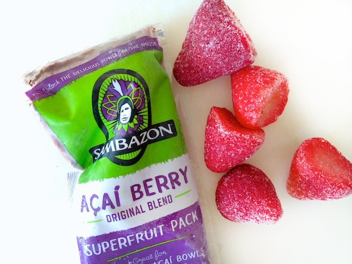 Açai Berry Smoothie Packs