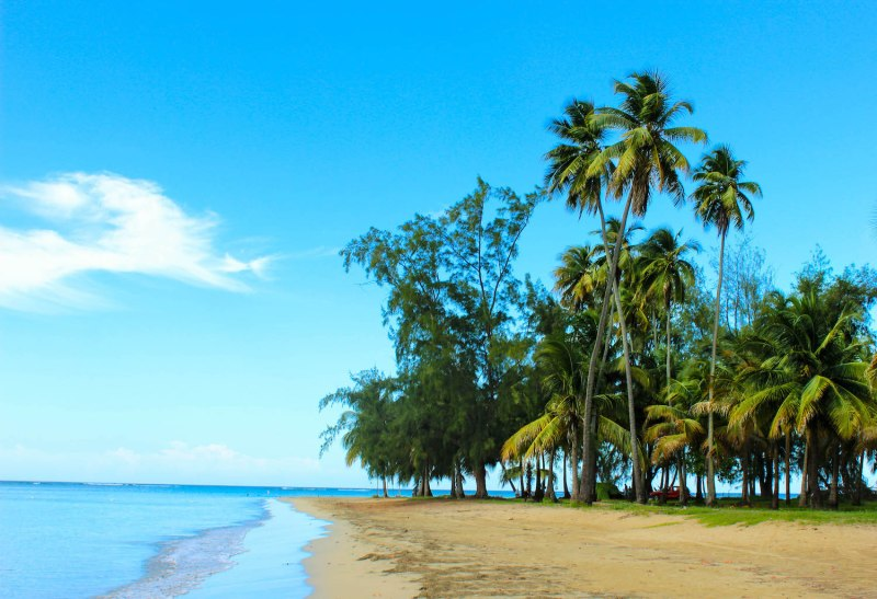 Luquillo Beach - Puerto Rico 3-Day Itinerary
