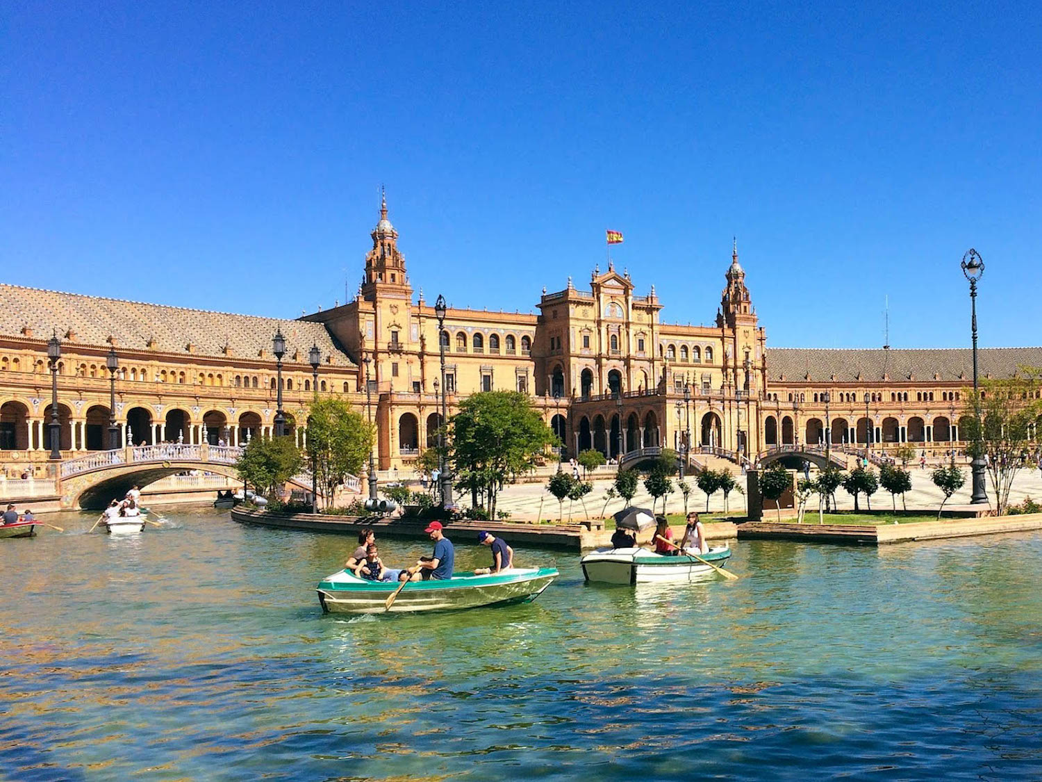 Seville, Spain Travel Itinerary with AirBnb