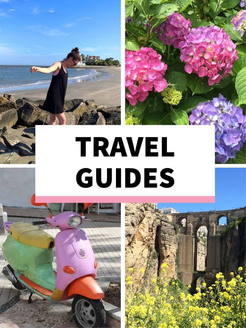 Travel Guides - Gina Alyse