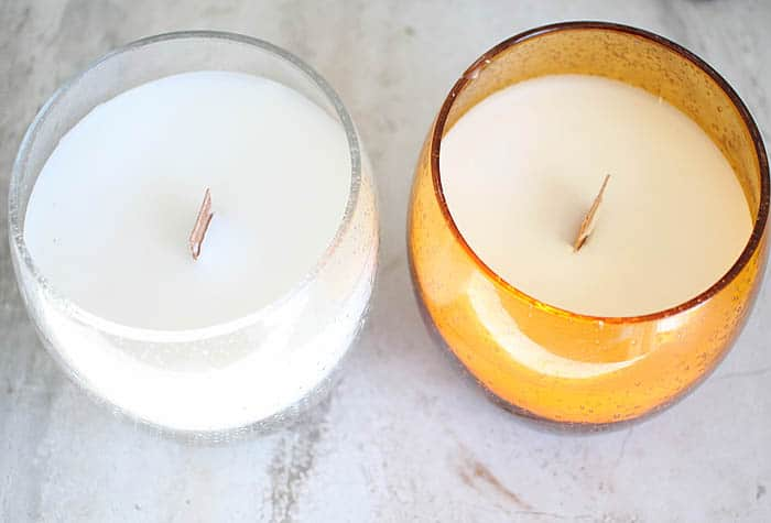 How To Make Container Candles