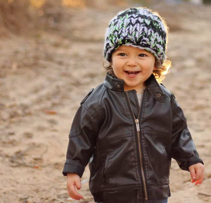 Baby Warmest Hat Free Knitting Pattern