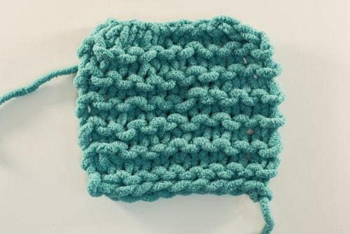 5 Basic Knitting Stitches for Beginners