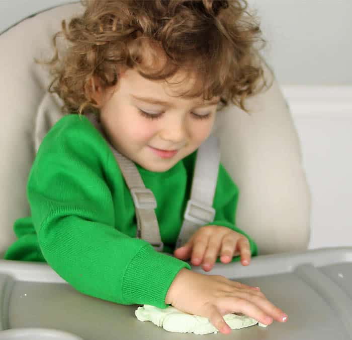 Silly Putty DIY- 2 Ingredients, NO harsh chemicals!