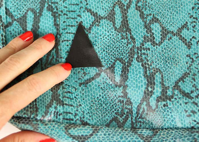 DIY Leather Repair & How to Make Leather Appliques