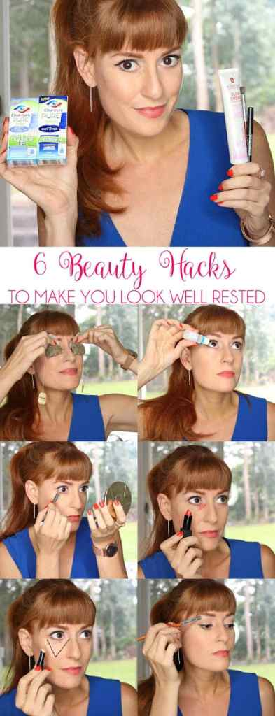 6 Beauty Tricks to Make You Look Well Rested