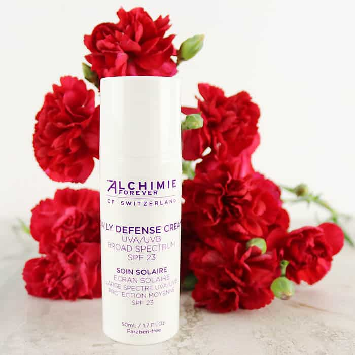 Alchimie Forever of Switzerland Daily Defense Cream