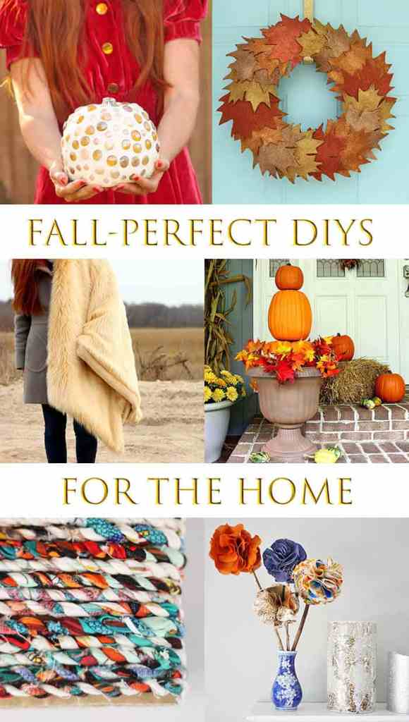 Favorite Fall DIYs for the Home by Gina Michele