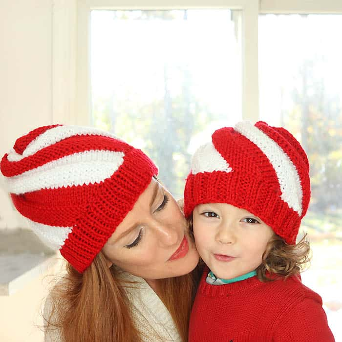 Free Christmas Knitting Patterns Gina Michele