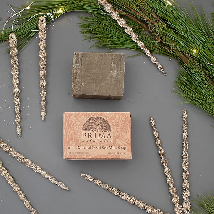 Prima 100% Natural Dead Sea Mud Soap