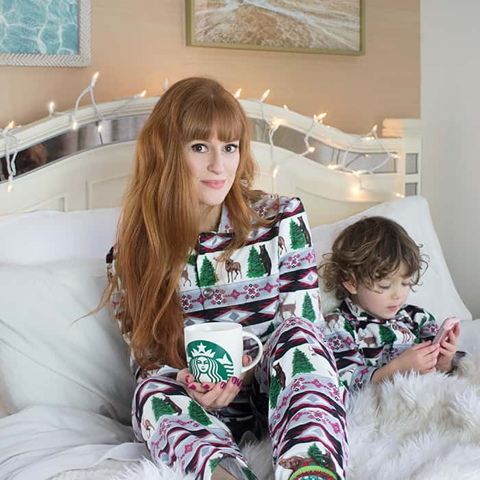 Easy Sewing Project- Family Christmas Pajamas