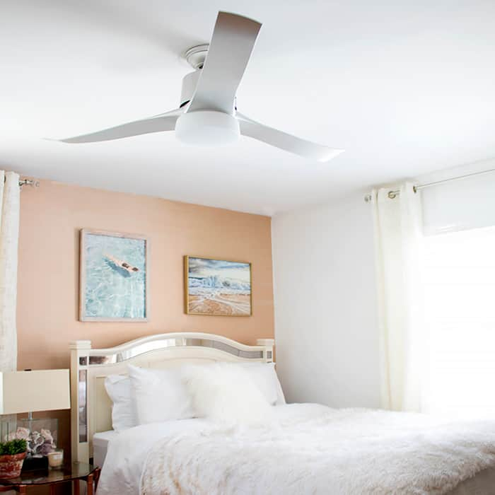 Rethink Ceiling Fans with the Hunter SIMPLEconnect Wi-Fi Collection