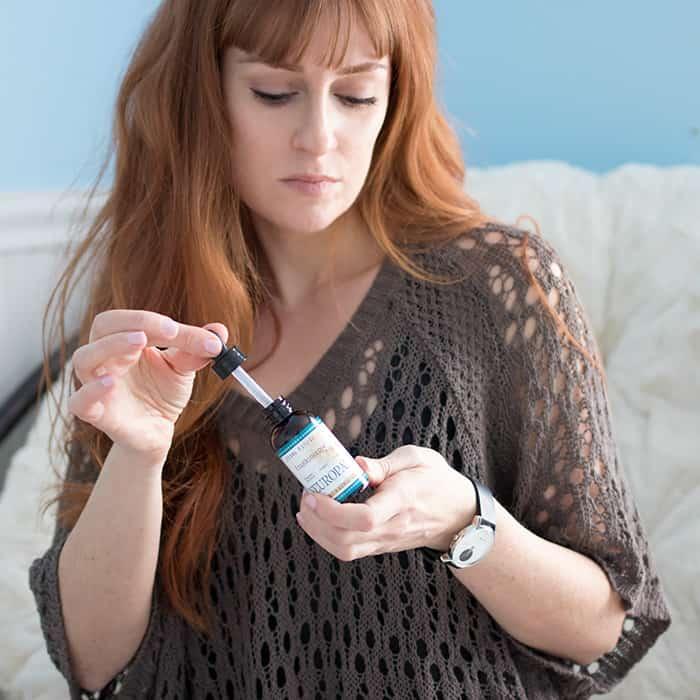 Frankincense & Myrrh Neuropathy Rubbing Oil