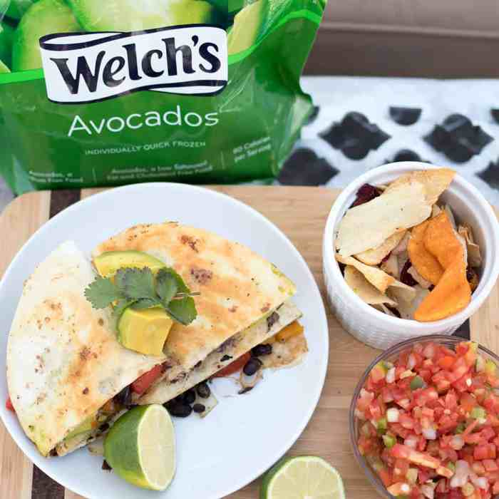 Loaded Vegan Quesadillas- Perfect for Cinco de Mayo!