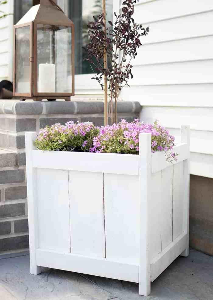 Outdoor Planter DIY