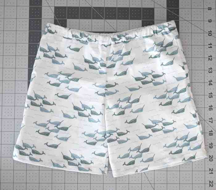 How to Sew Kids Shorts Without a Pattern