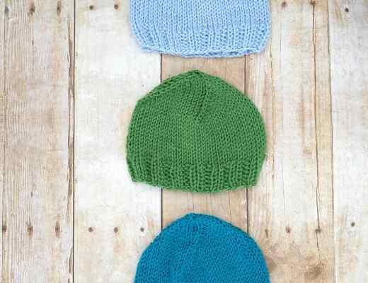 Free Knitting Pattern Archives Gina Michele