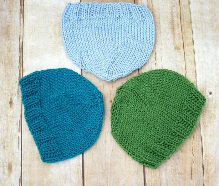Newborn Hat Knitting Pattern