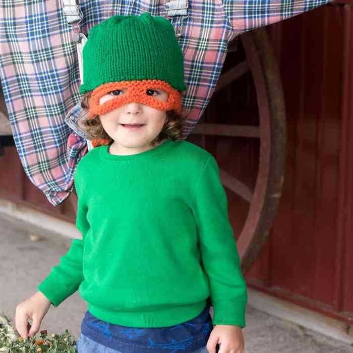 Teenage Mutant Ninja Turtles Hat Knitting Pattern