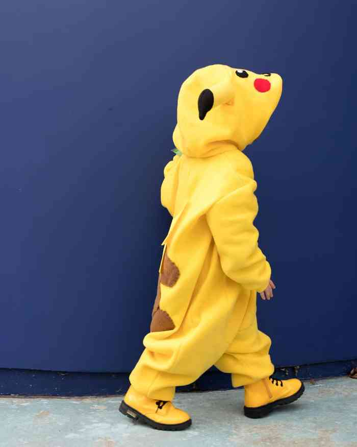 Pikachu Costume DIY