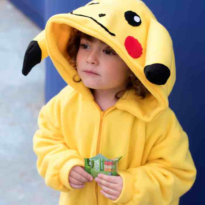 Kid's Pikachu Costume