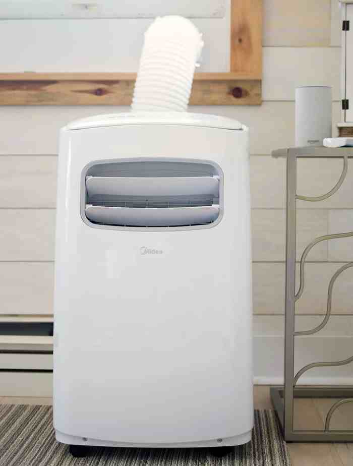 Midea Portable Air Conditioner Wi-fi