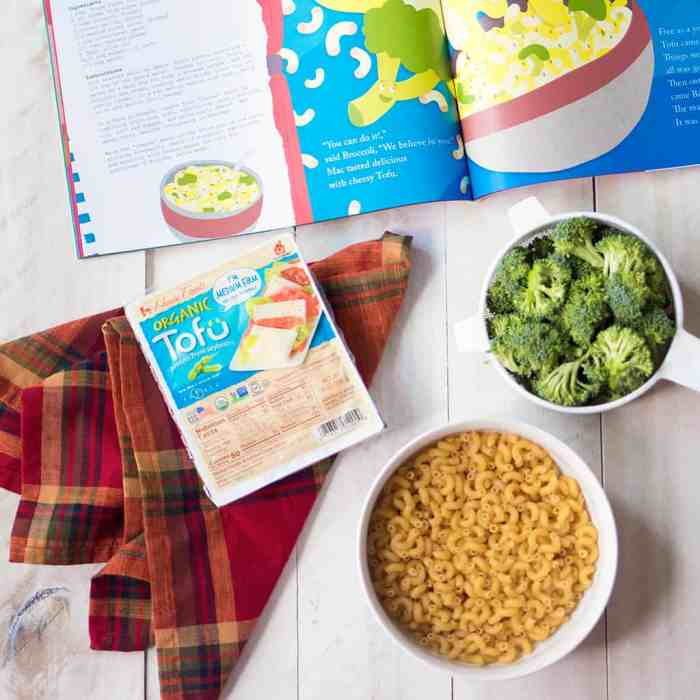 "Vegan Broccoli Mac & ""Cheese"""