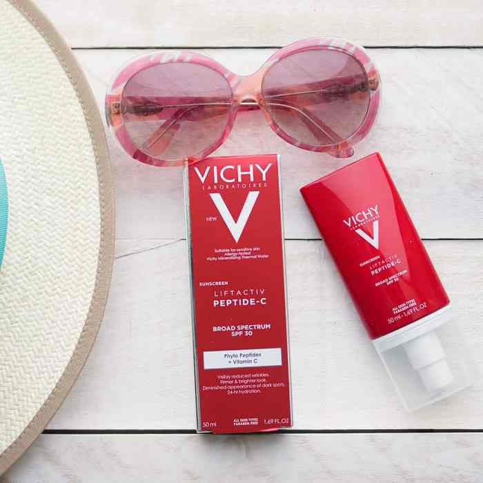 LiftActiv Peptide-C Sunscreen from Vichy