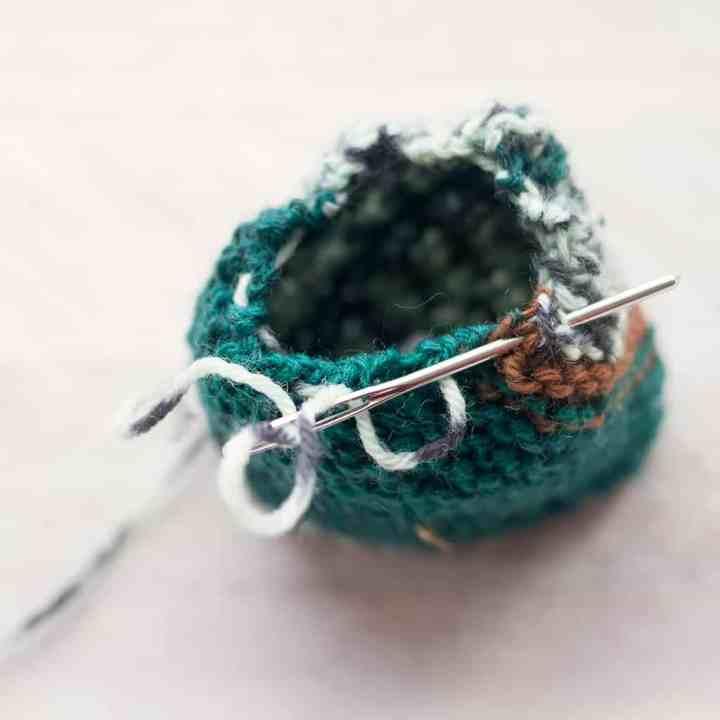 Easy Cat Toy Knitting Pattern
