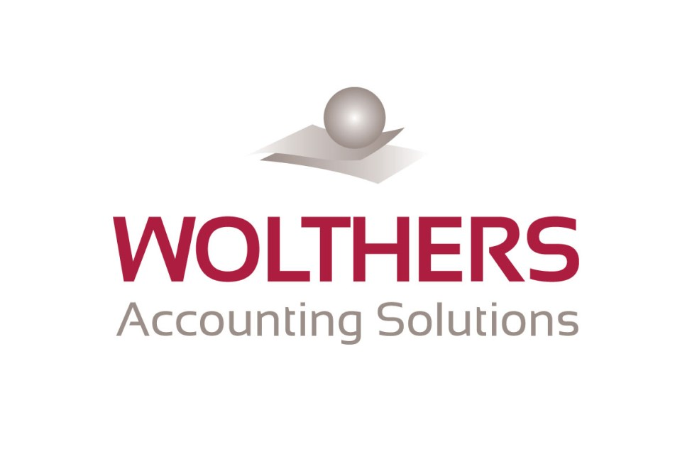 wolthers-accounting-logo-design