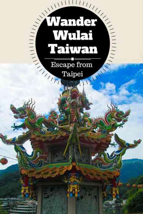 wulai taiwan