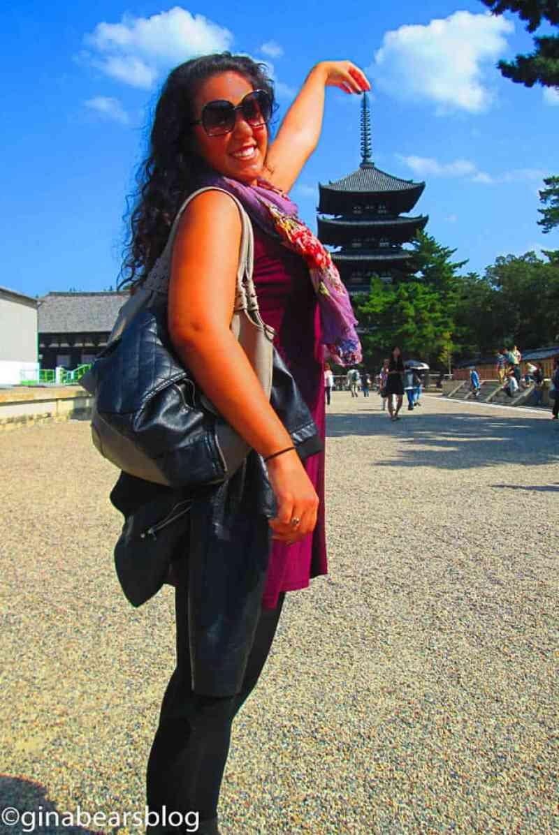 Nara is best in autumn