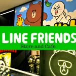 Line Friends Store and Cafe