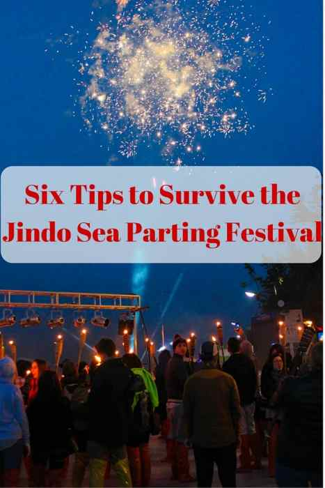 Jindo Sea Parting Festival